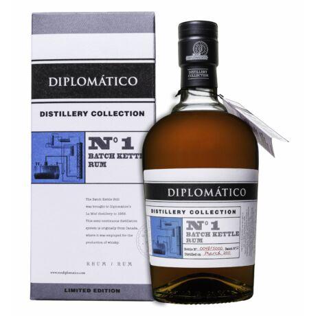 Rum Diplomatico TDC N°1 Single Batch Kettle (0,7 l, 47%)