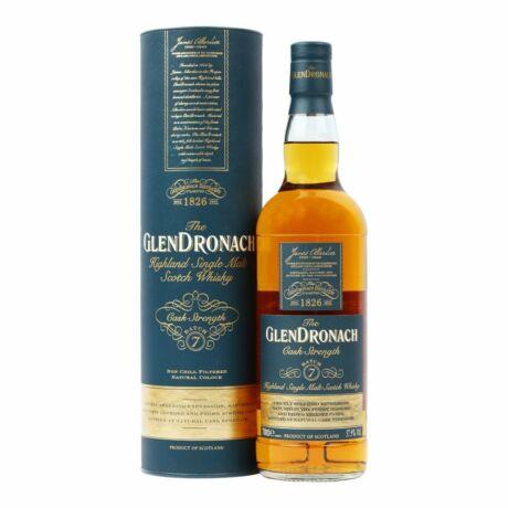 Glendronach Cask Strength Batch 7. (0,7 l, 57,9%)