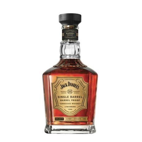 Jack Daniel's Single Barrel Proof LMDW (0,7 l, 64,5%)