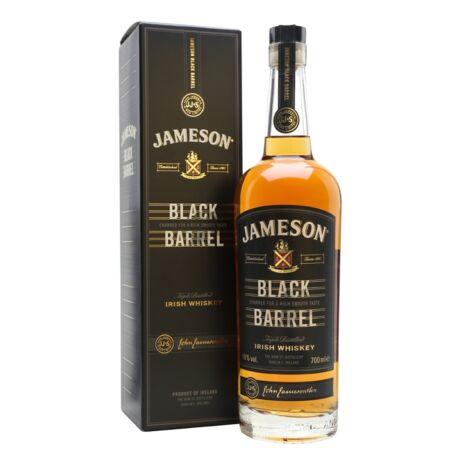 Jameson Black Barrel (0,7 l, 40%)