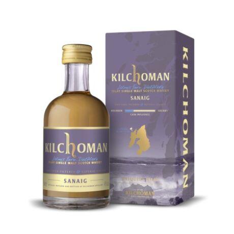 Kilchoman Sanaig mini (0,05 l, 46%)
