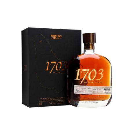 Rum Mount Gay 1703 (0,7 l, 43%)