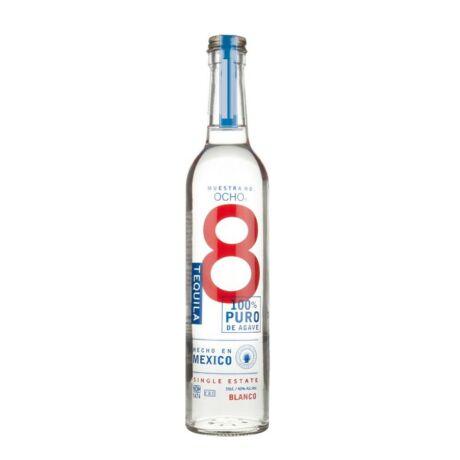 Tequila Ocho Blanco (0,5 l, 40%)