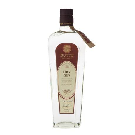 Gin Rutte Dry (0,7 l, 43%)