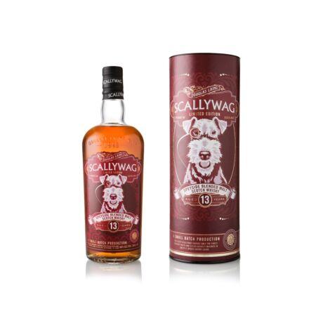 Scallywag 13 éves (0,7 l, 46%)