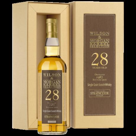 Strathclyde 28 éves Wilson&Morgan (0,7 l, 50,8%)