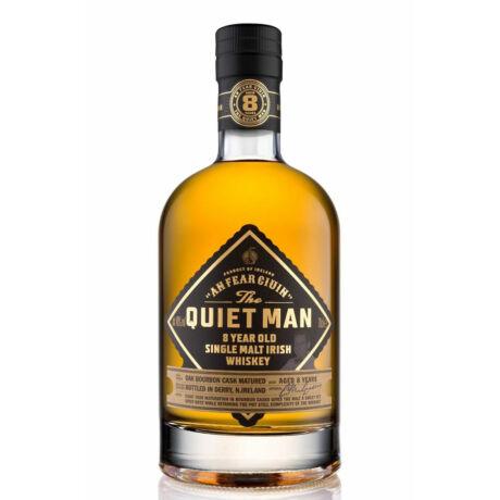 The Quiet Man Single Malt 8 éves (0,7L 40%)