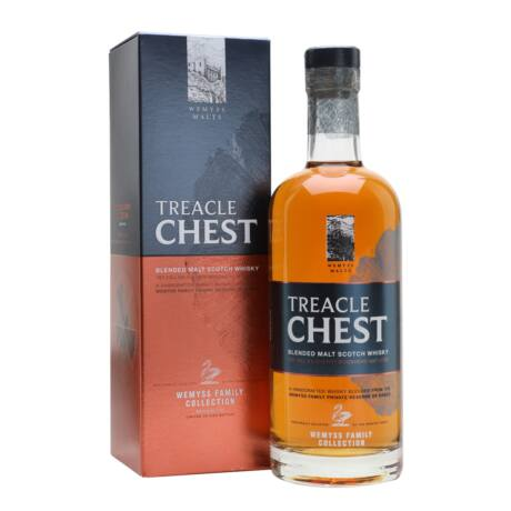 Treacle Chest - Family Collection Wemyss (0,7 l, 46%)