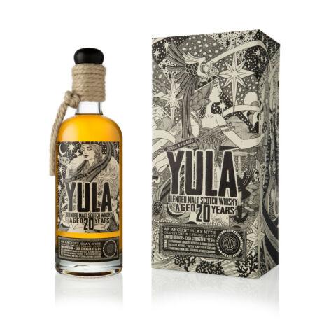 Yula 20 éves 1st Edition - Douglas Laing (0,7 l, 52,6%)