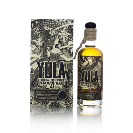 Yula 21 éves 2nd Edition - Douglas Laing (0,7 l, 52,3%)