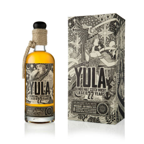 Yula 22 éves 3rd Edition - Douglas Laing (0,7 l, 51,2%)