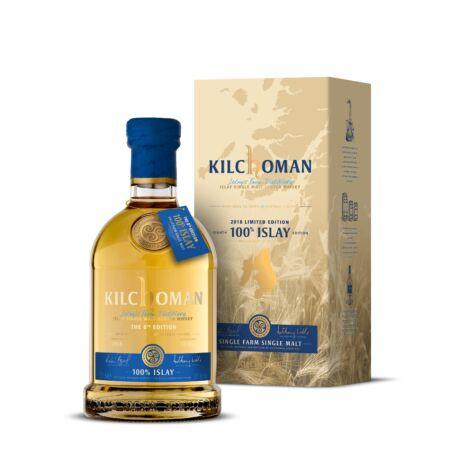Kilchoman 100% Islay 8th
