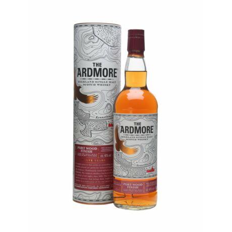 Ardmore 12 éves Portwood Finish (0,7 l, 46%)