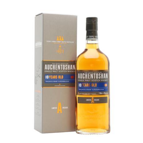Auchentoshan 18 éves (0,7 l, 43%)