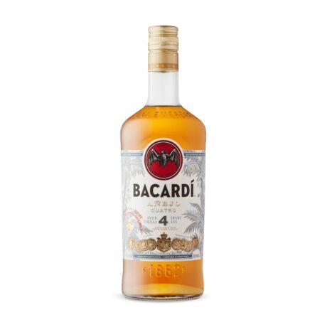 Rum Bacardi Cuatro 4 éves (0,7 l, 40%)