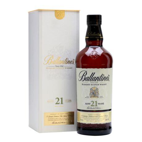 Ballantine's 21 éves (0,7 l, 40%)