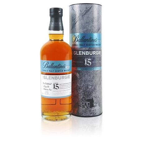 Ballantine's Glenburgie 15 éves (0,7 l, 40%)