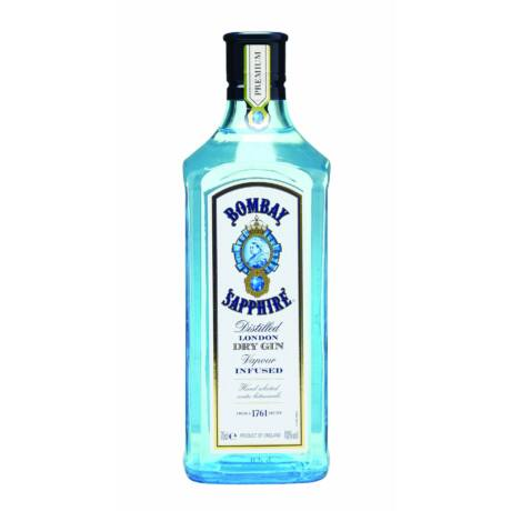 Gin Bombay Sapphire (1 l, 40%)