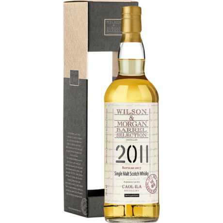 Caol Ila 2011 Wilson&Morgan (0,7 l, 46%)