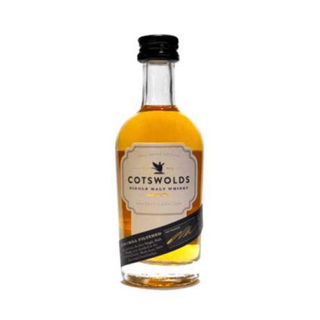 Cotswolds Single Malt Whisky mini (0,05 l, 46%)