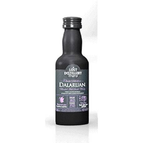 Dalaruan Classic mini Lost Distillery (0,05L 43%)