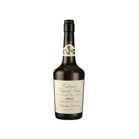 Calvados Christian Drouin 1998 (0,7 l, 42%)