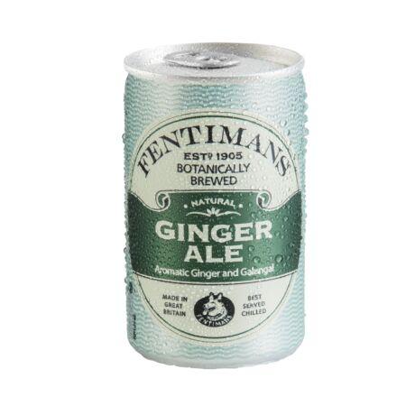 Fentimans Ginger Ale - dobozos (0,15 l)