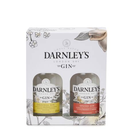 Gin Darnley's View Ajándékcsomag ( 0,4 l, 41,35%)