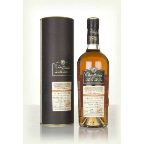 Glenburgie 14 éves Oloroso Sherry Finish Chieftain's (0,7 l, 46%)