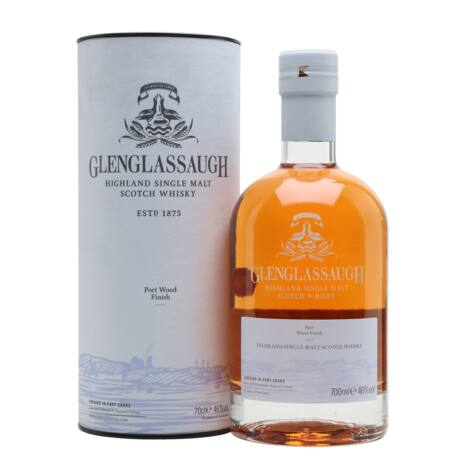 Glenglassaugh Port Wood Finish (0,7 l, 46%)