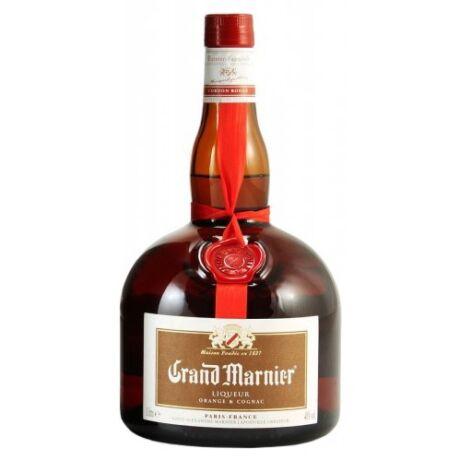 Grand Marnier Rouge - Piros (0,7 l, 40%)