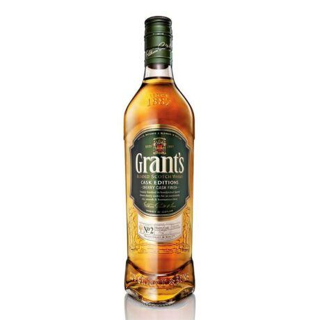 Grant's Sherry Cask (0,7 l, 40%)