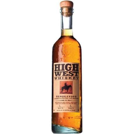 High West Rendezvous Rye (0,7 l, 46%)