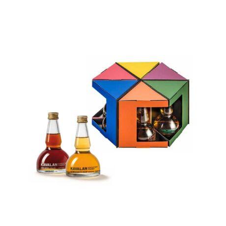 Kavalan Alambics mini pack (6x0,05 l, 53,3%)