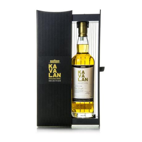 Kavalan Rum Single Cask LMDW Cellar Book (0,7 l, 57,1%)