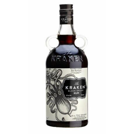 Rum Kraken Black Spiced (0,7 l, 40%)