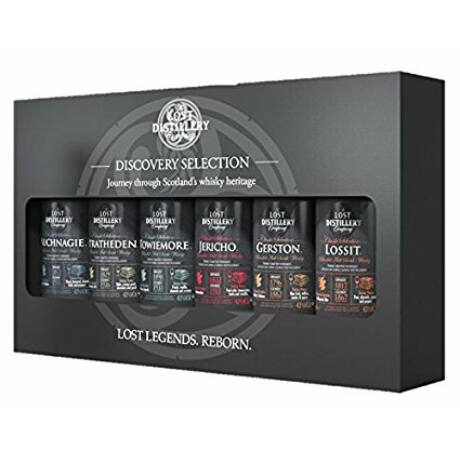 Lost Distillery Discovery Selection (0,3 l, 43%)