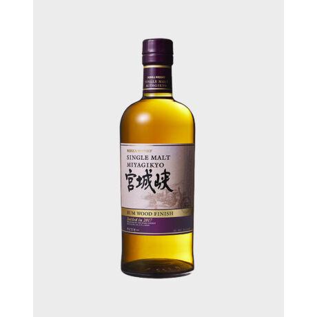 Miyagikyo Rum Cask Finish (0,7 l, 46%)