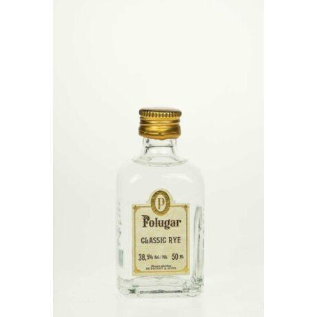 Vodka Polugar Classic Rye mini (0,05 l, 38,5%)