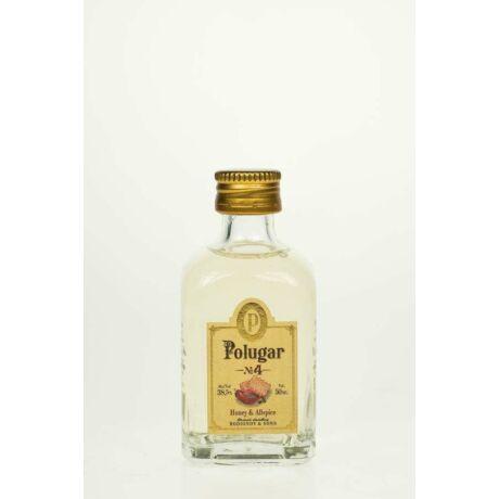 Vodka Polugar N.4 - Honey & Allspice mini (0,05 l, 38,5%)