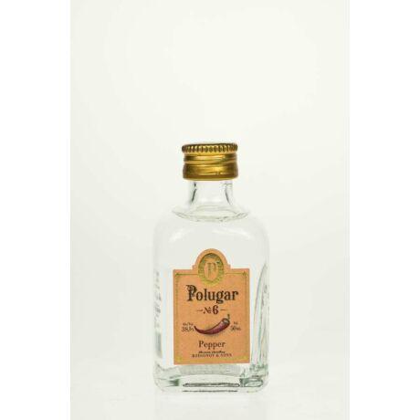 Vodka Polugar N.6 - Pepper mini (0,05 l, 38,5%)