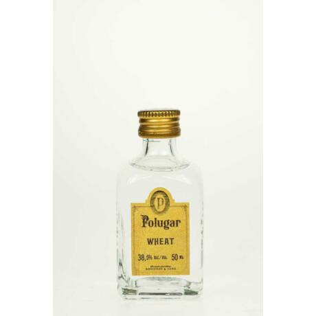 Vodka Polugar Wheat mini (0,05 l, 38,5%)