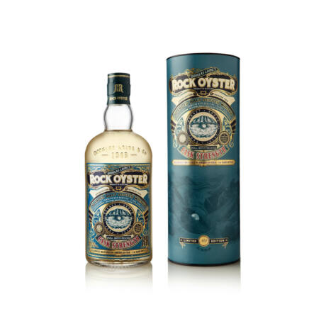 Rock Oyster Cask Strength 2nd Edition (0,7 l, 56,1%)