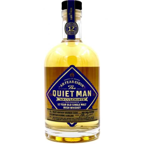 The Quiet Man Single Malt 12 éves (0,7L 40%)