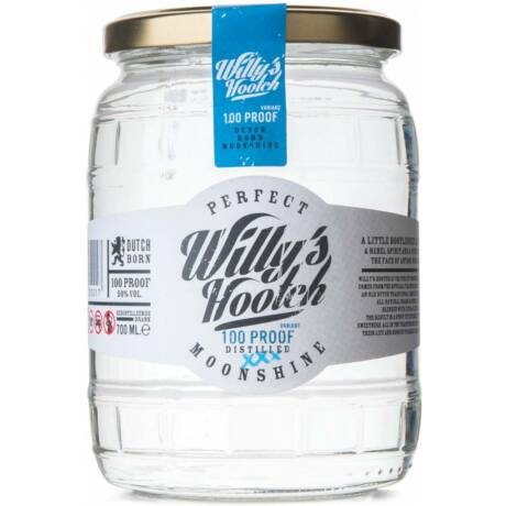Willy's Hooch 100 Proof Moonshine (0,7 l, 50%)