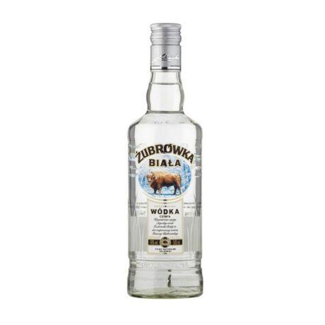Vodka Zubrowka Biala (1 l, 37,5%)