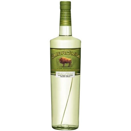 Vodka Zubrowka Bison Grass (1 l, 37,5%)