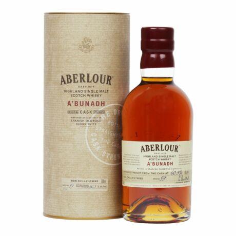 Aberlour A'bunadh /Batch 60/ (0,7 l, 60,3%)