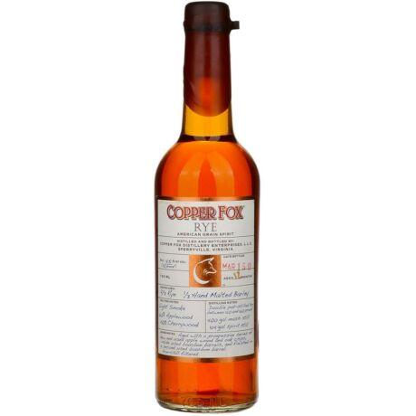 Copper Fox Rye (0,7 l, 45%)