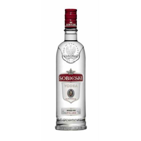 Vodka Sobieski (1,0 l, 37,5%)